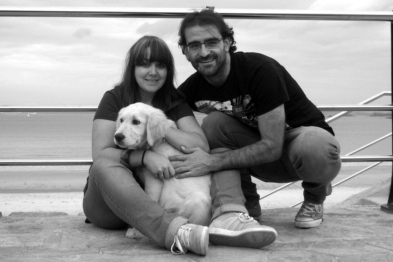 Peluquería Canina Gamperros - Patri, Edu y Snow