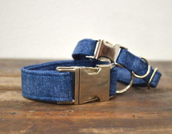 Collar perro Jeans